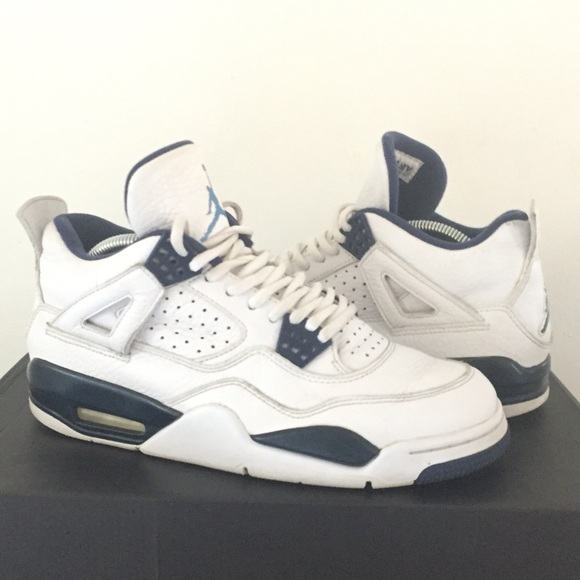 dff7bbfdf76d Jordan Other - Nike Air Jordan 4 Retro Columbia White